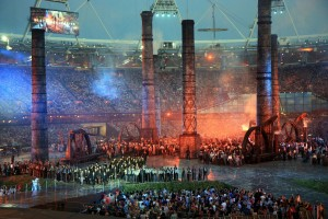 olympic opening