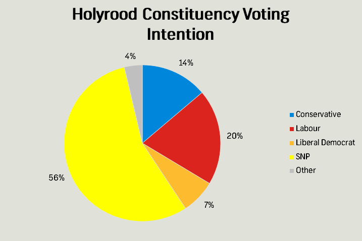 Holyrood Constituency VI