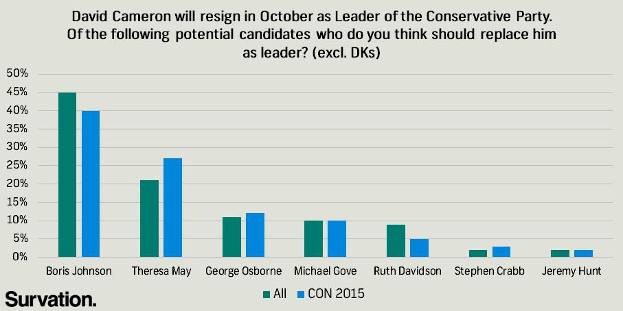 Next Tory Leader